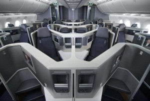 business class american airlines