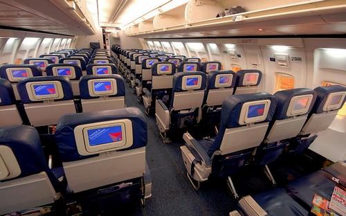 эконом класс в american airlines